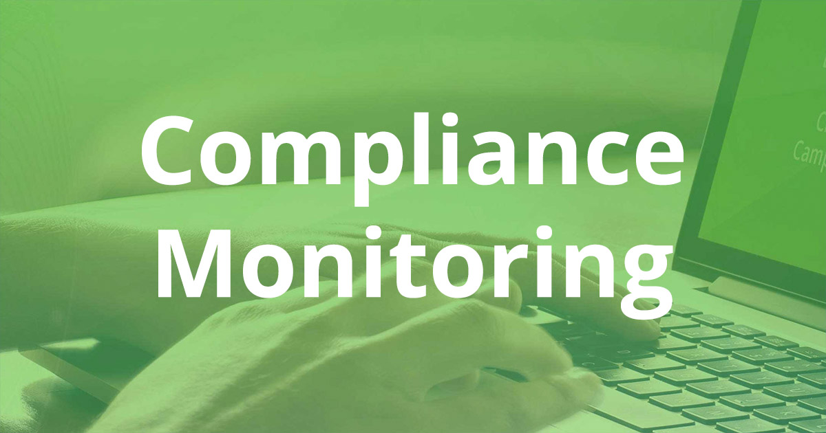 Compliance Monitoring Systems