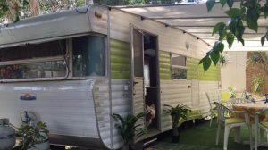 Old-Caravans