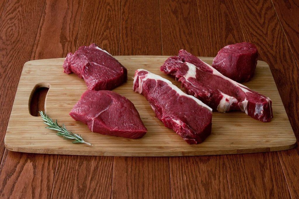 bison meat cuts - Noble Premium Bison